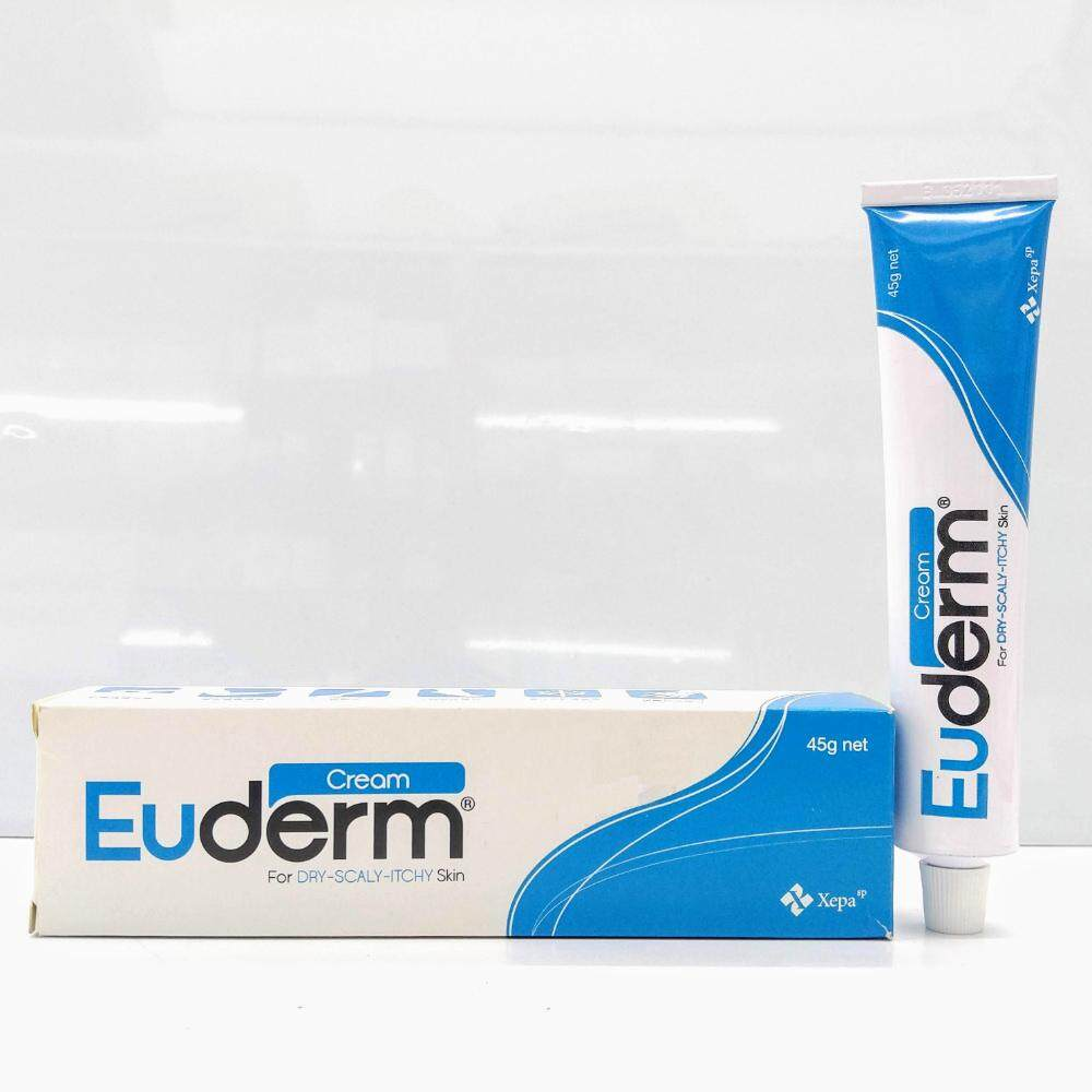 Euderm For Dry Scaly Itchy Skin 45g