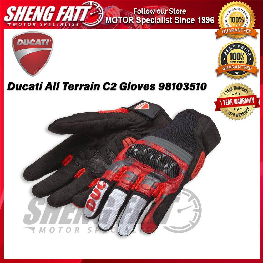 Ducati All Terrain C2 Men's Gloves 98103510 - [ORIGINAL]