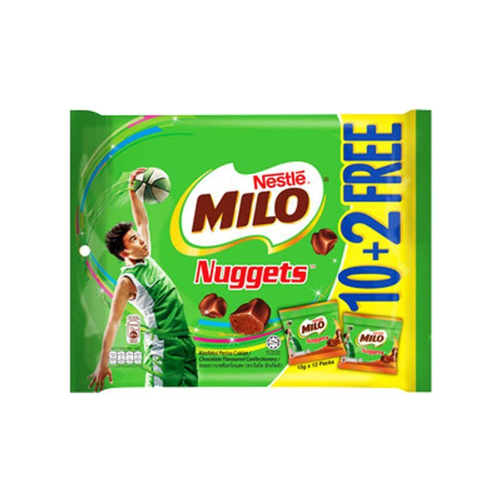 Nestle MILO Nugget 10+2, 15g each