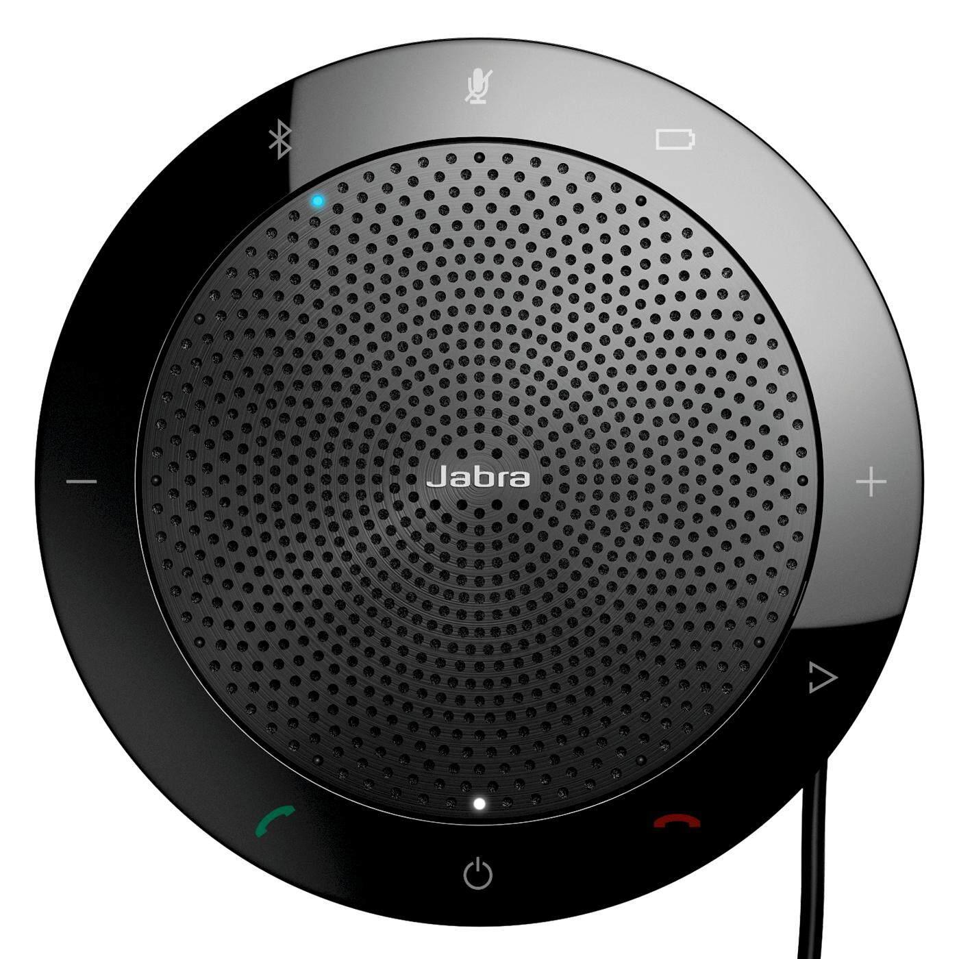 Jabra Speak 510 MS Portable USB and Wireless Bluetooth Conference Speakerphone