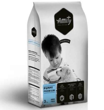 AMITY Puppy Premium Chicken for Puppy-3kg