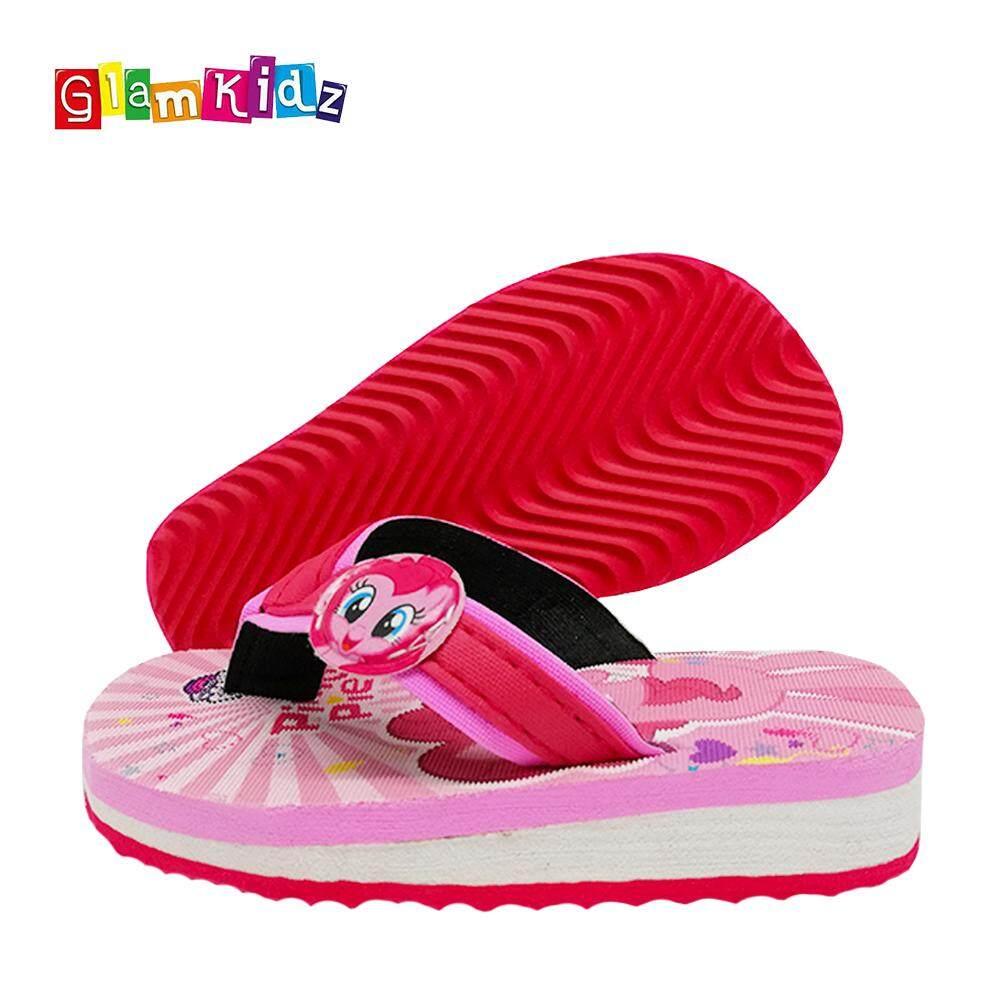 71682c0d514 GlamKidz My Little Pony Girls Slippers (Pink)  2600