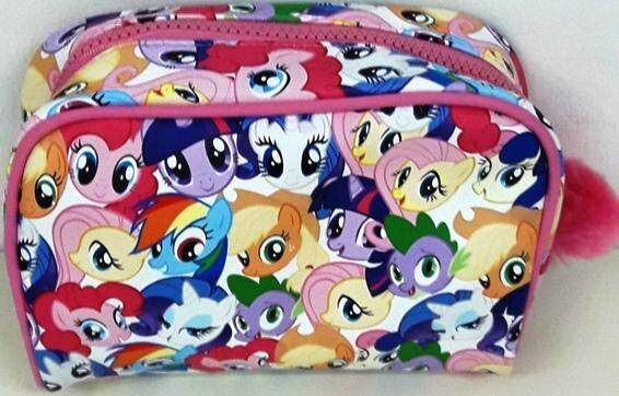 MLP PVC Pouch - Mini Pony -B