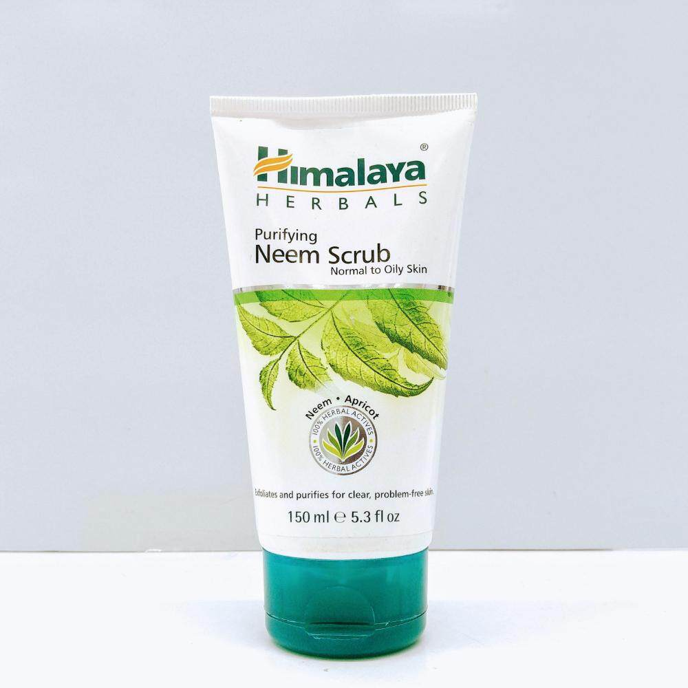 Himalaya Purifying Neem Scrub Normal Oily Skin 150ml (Exp20/05)
