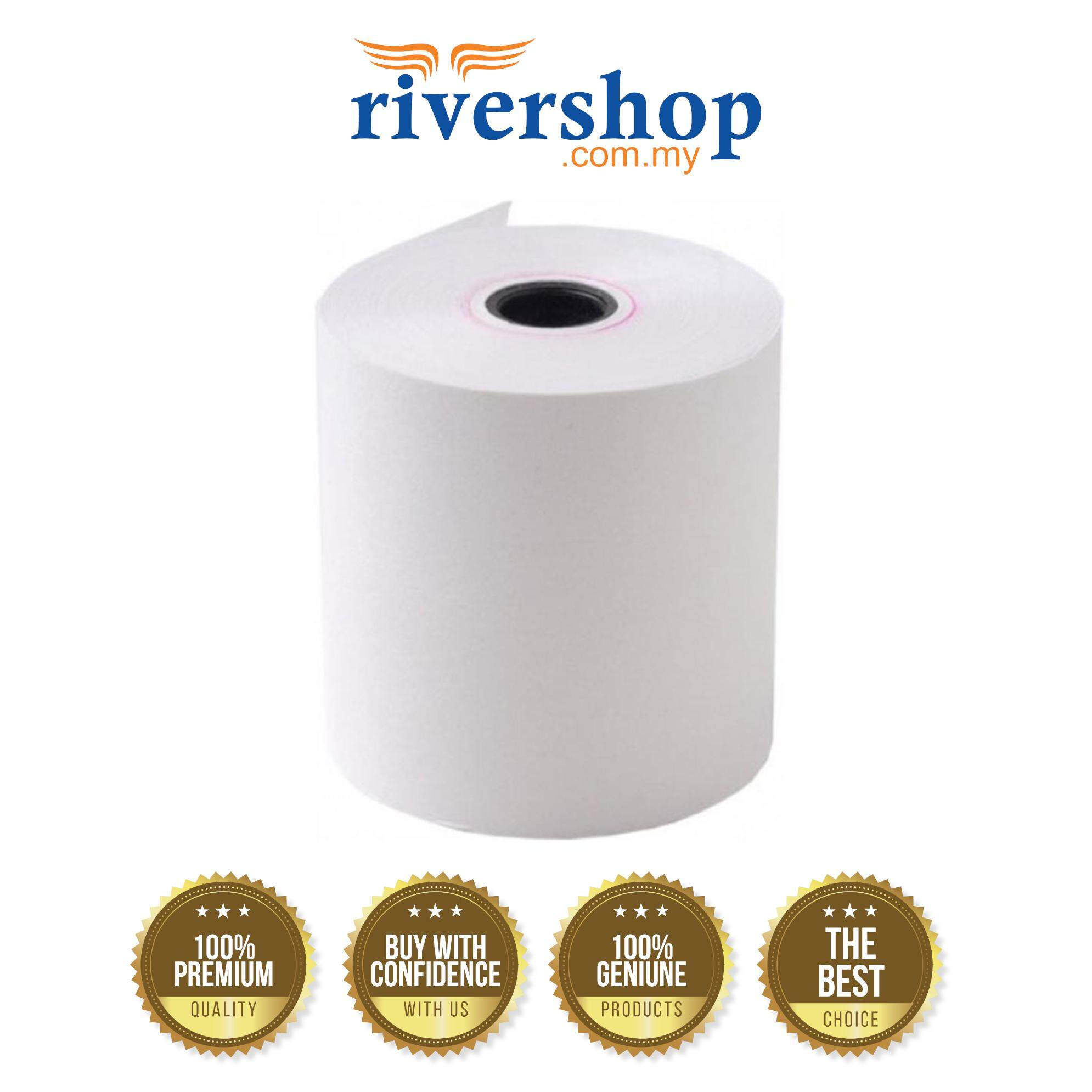 Receipt Printer Thermal 80x60x12mm1 Pack 10 roll (item :C01-41)