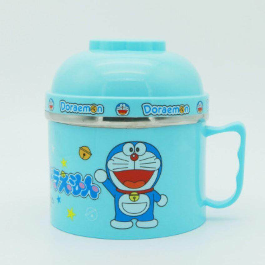 Japanese Style Cartoon Stainless Steel Lunch Box ACC-017