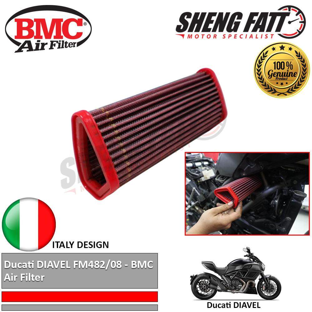 Ducati Diavel 2010-2019 FM482/08 - BMC Air Filter