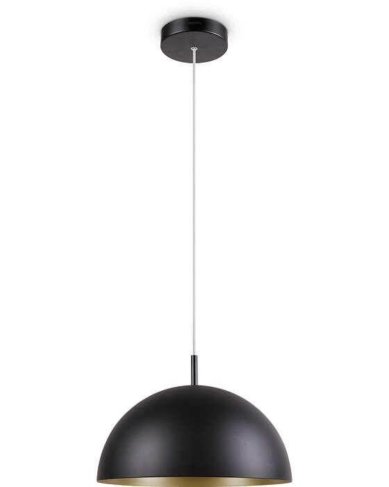 PHILIPS 41228 Apollo pendant LED Black / White 1x10W SEL