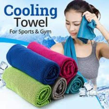 Cooling Towel for Sports & Gym