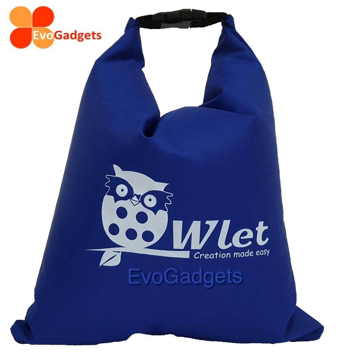 Thin, Lightweight, Durable Dry Bag 5L (Blue)