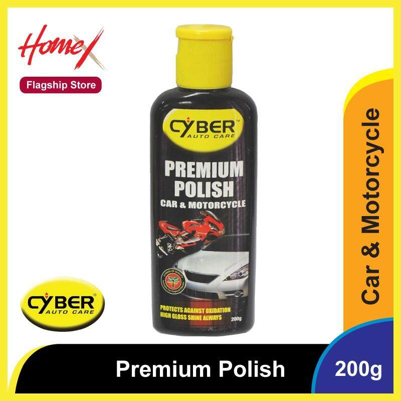 Cyber Premium Polish Car & Motorcycle (200g)
