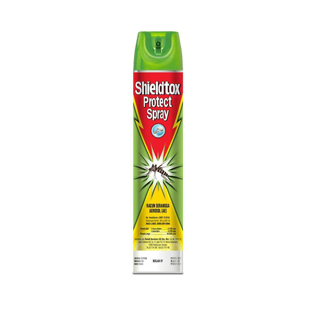 Shieldtox Protect Spray Citrus 600ml