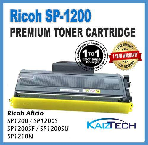 Ricoh SP1200 / SP1200S Compatible High Quality Toner Cartridge For Ricoh Aficio SP1200 / SP1200S / SP1200SF / SP1200SU / SP1210N Printer