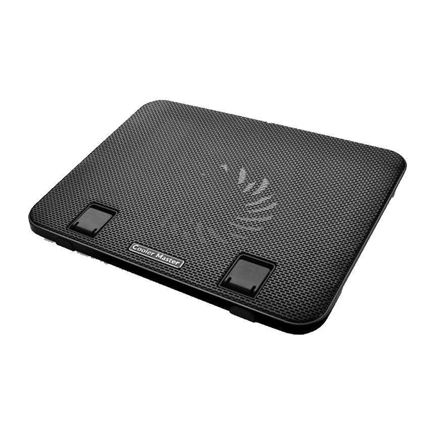 Cooler Master NotePal I200 Laptop Cooling Pad (R9-NBC-I2HK-GP) - Black