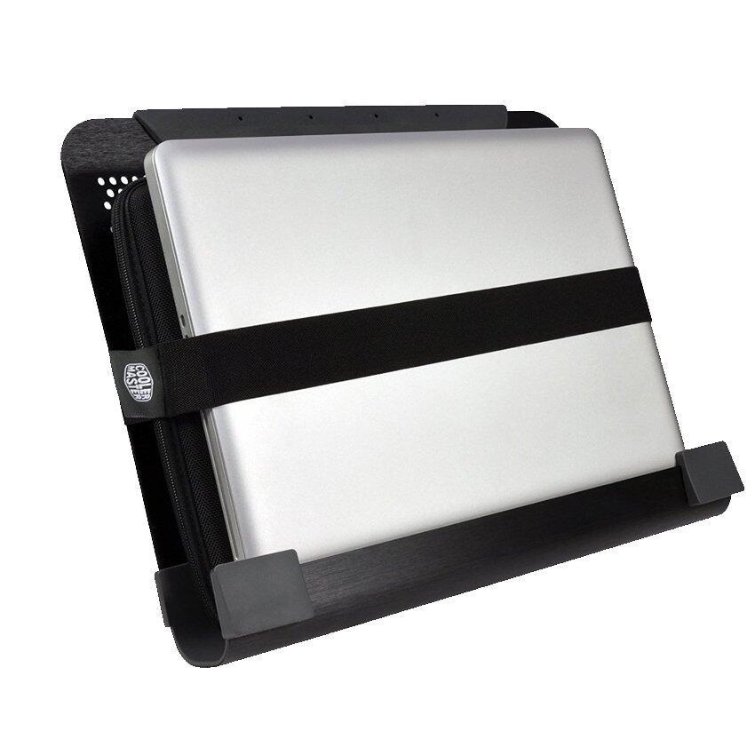 Cooler Master Notepal U3 PLUS Laptop Cooling Pad (R9-NBC-U3PK-GP) - Black