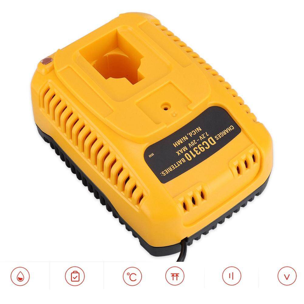 Home Audio Accessories - Ni-CD/Ni-MH 100-240V 12V For 18V DC9096 9 Battery 4V DC9091 Charger 14 6V Dewalt - [US PLUG / UK PLUG / EU PLUG / AU PLUG]