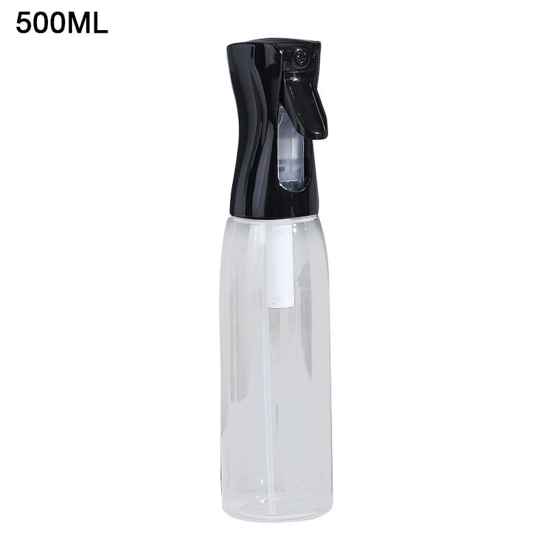 พลาสติกโปร่งใสเปล่าขวดสเปรย์ขวดน้ำหอมแอลกอฮอล์200Ml/300Ml/500Ml