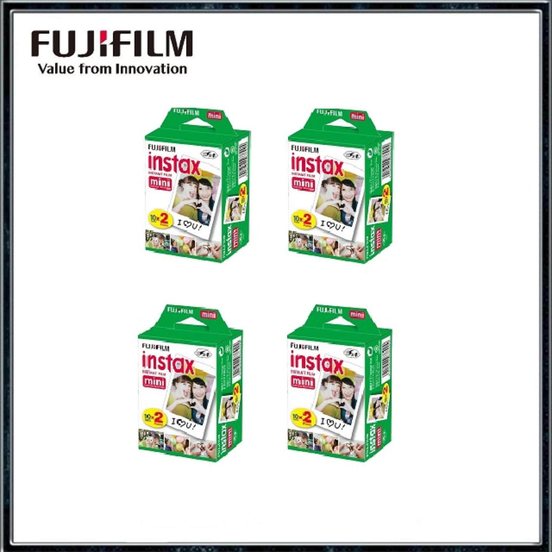 Fujifilm Instax Mini Instant Film Twin Pack (80sheets)
