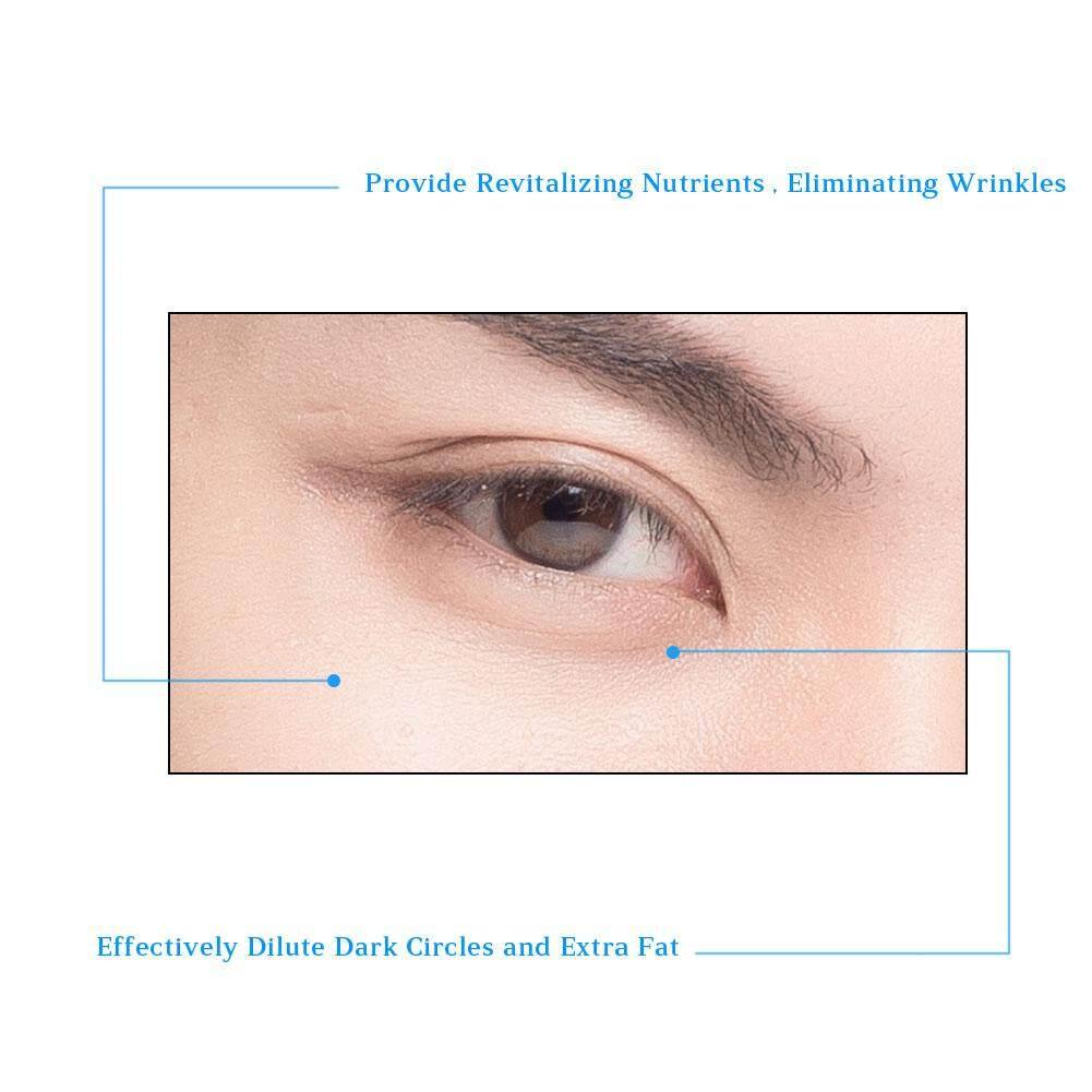 ... Laikou Pria Eye Firming Cream Keriput Mata Esensi untuk Menghilangkan Kantong Mata Lingkaran Mata - 3 ...