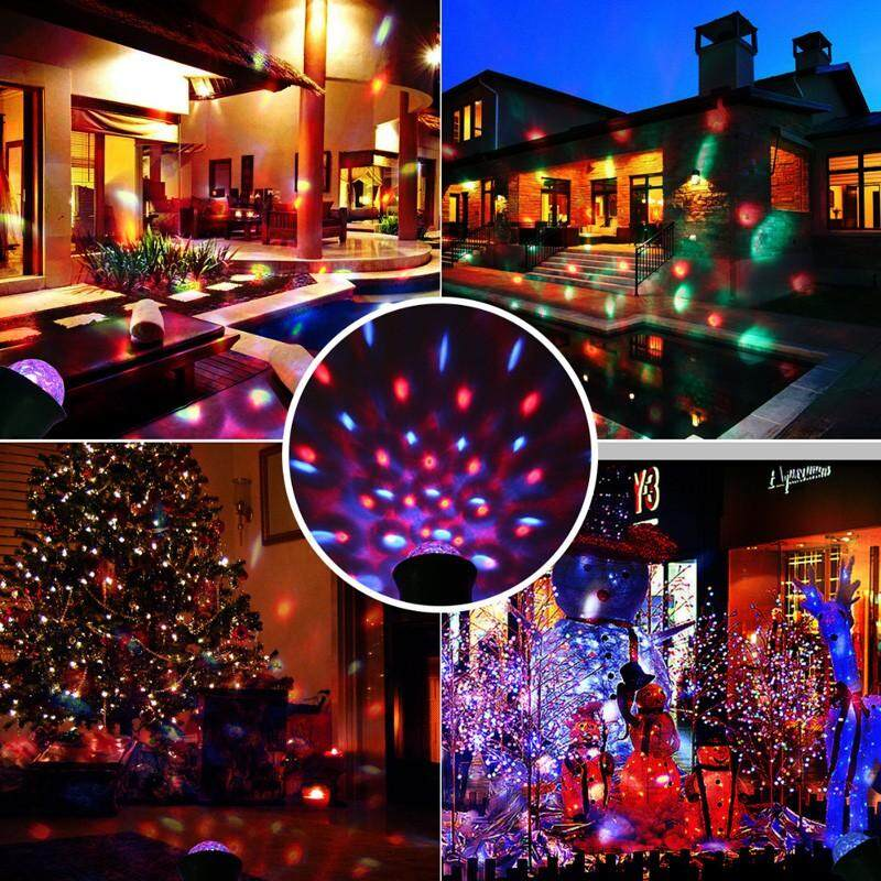 Specialty Lighting Color Changing Firefly Effect Tree Led Light