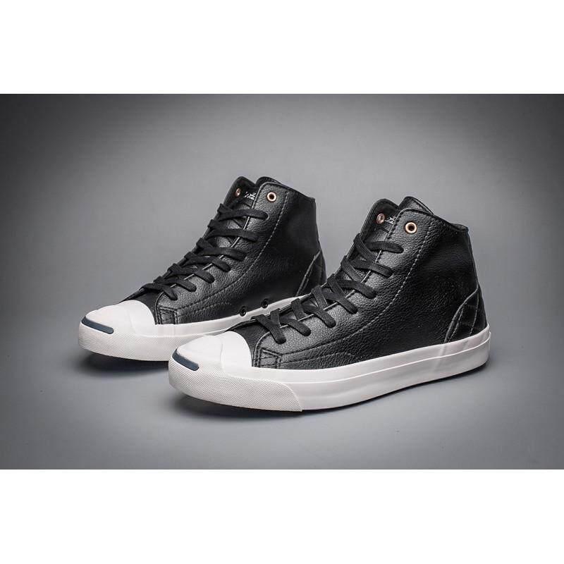 ยี่ห้อไหนดี  กระบี่ Converse ออริจิน้อล ALL Star รองเท้าผ้าใบ (หนัง)  185 ผู้ชาย/ผู้หญิงขนาด 35-44