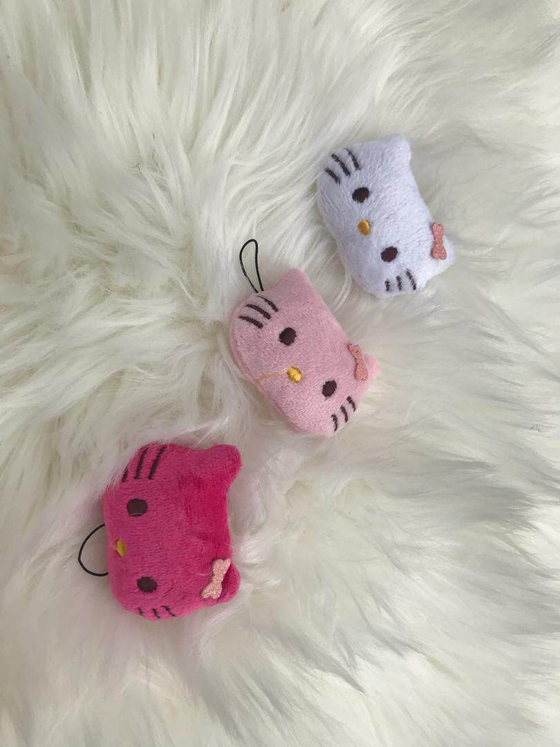 Perfect Door Gift Wedding Gift Key chain Present Kitty Cat Soft Toys