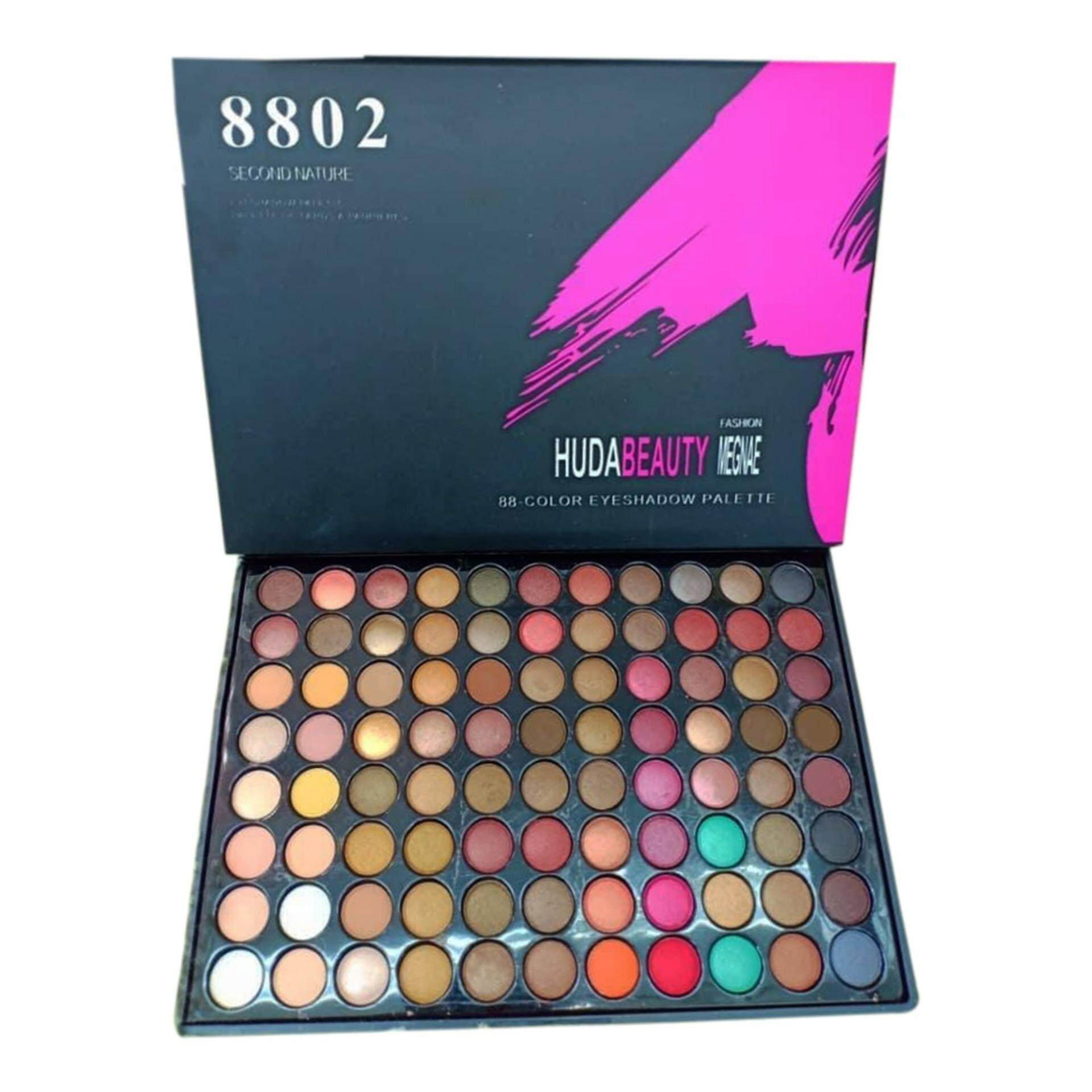 Branded Multicolor Eye Shadow Palette 88 Gorgeous Colors With Free Brush
