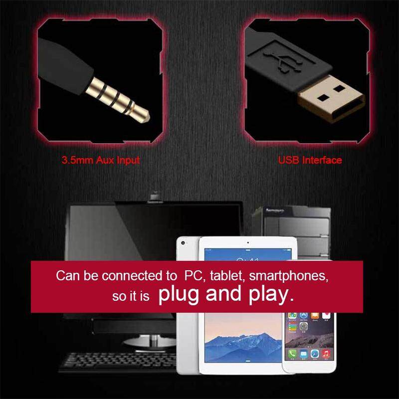 Desktop Adjustable Condenser Microphone Karaoke KTV Microphone Live Stream  - BLACK STANDARD / BLACK USB / WHITE STANDARD / WHITE USB