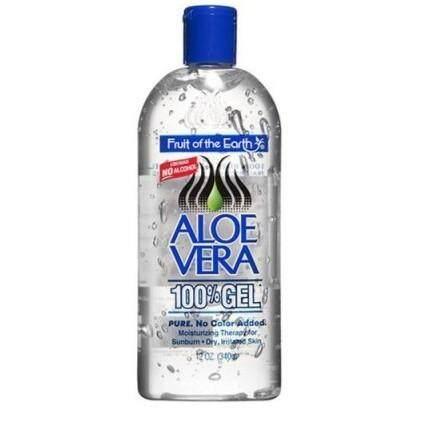 FRUIT OF THE EARTH ALOE VERA 100% GEL 340G