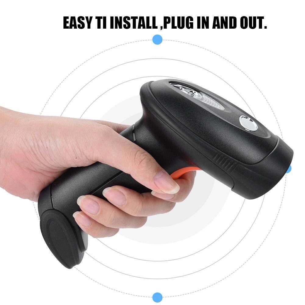Projectors - Precise Wireless Code Scanner 30000 QR Codes Storage Wireless 2D Barcode Scanner