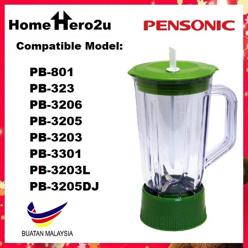 OEM Universal Replacement Jug for Pensonic Blenders Made In Malaysia - 1.5L (Green) - Homehero2u