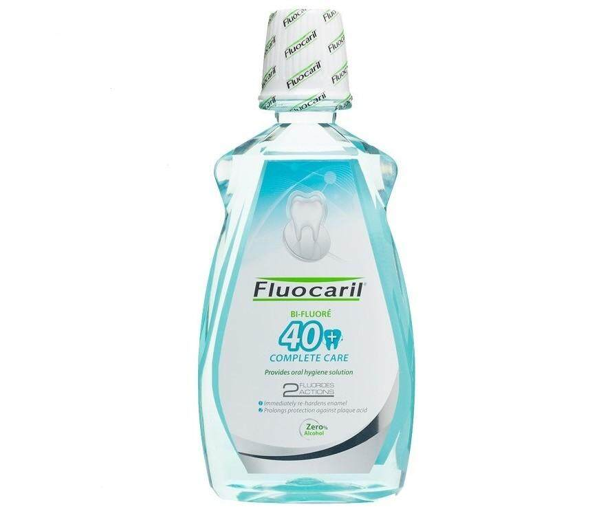 Fluocaril Mouthwash 40 Plus 500ml