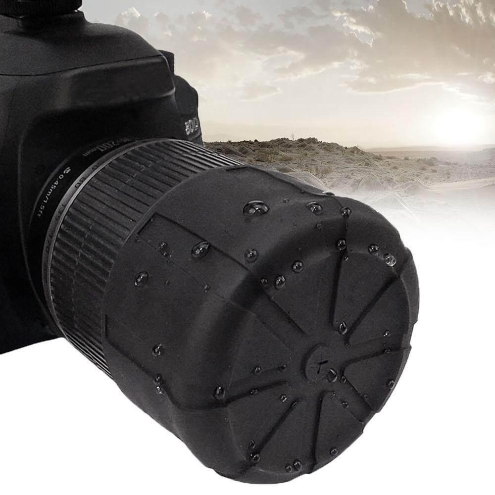 Hình ảnh Sway Cho Tất Cả Hầu Hết D Máy Ảnh SLR Không Thấm Nước Phổ Chống Bụi Fallproof Máy Ảnh SLR Silicon Cho Máy Ảnh Ống Kính Bảo Vệ Bìa DSLR Bảo Vệ