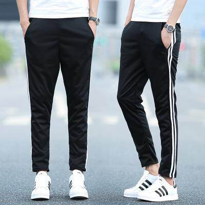 (Ready Stock) Korean Style Men Harlem Pants Collection-245-1771 (Black)