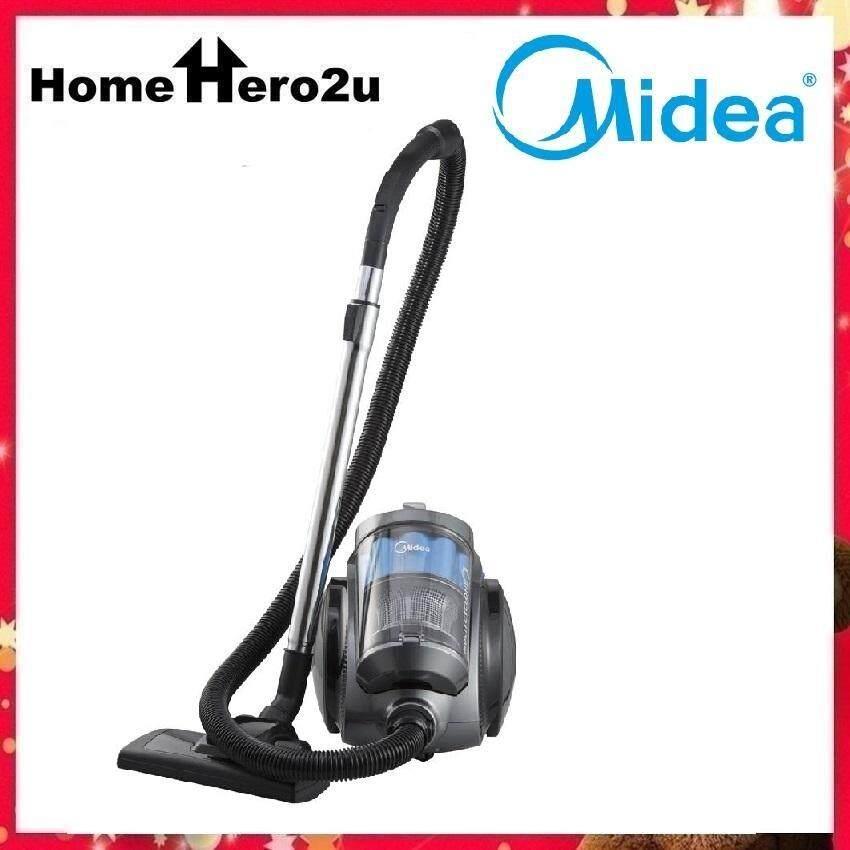 Midea MVC-13M-B Bagless Vacuum Cleaner - 1800W - Homehero2u