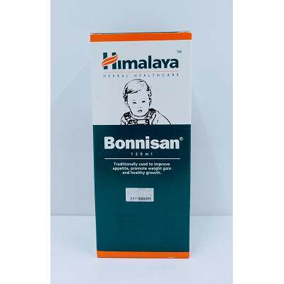 Himalaya Bonnisan 120ml (Exp8/20)