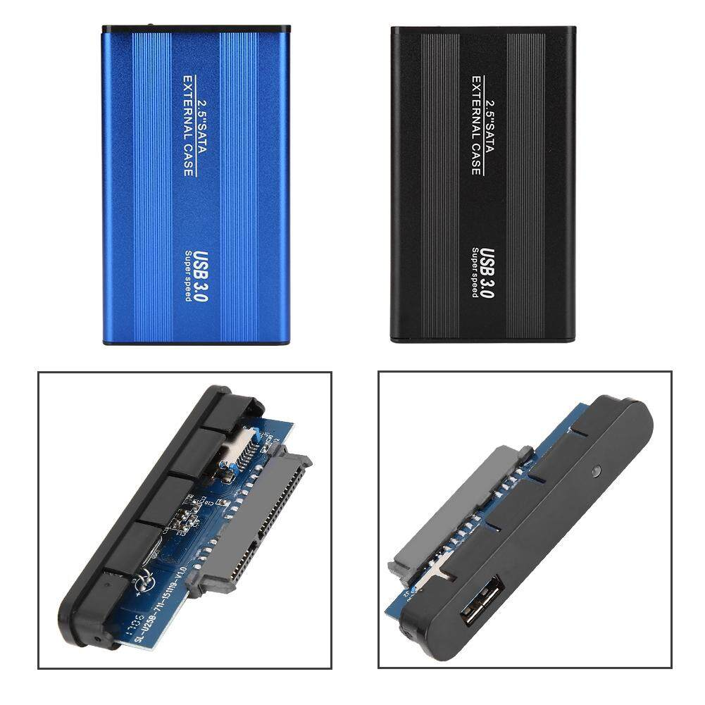 "Internal Hard Drives - External Hard Drive USB3.0 SATA 2.5"" PC HDD/SSD Hard Disk Hard - [BLACK / BLUE]"