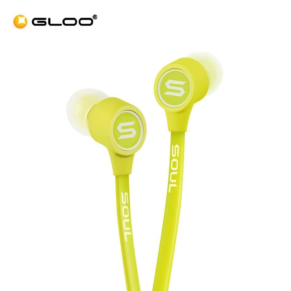 Soul In-Ear Headphone K-Pop (Purple/Pink/Green/Orange/Blue)