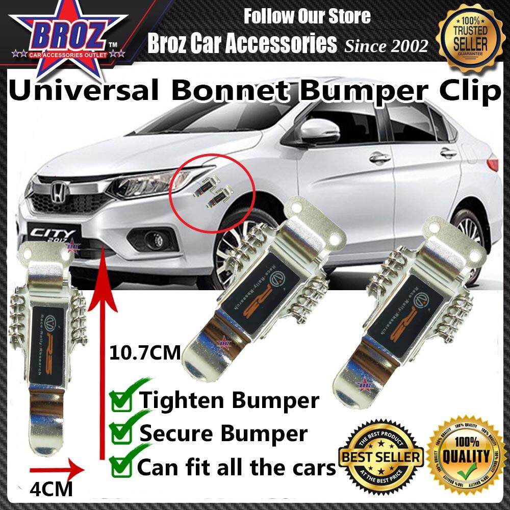 Universal Car Bonnet Bumper Clip BIG - R3
