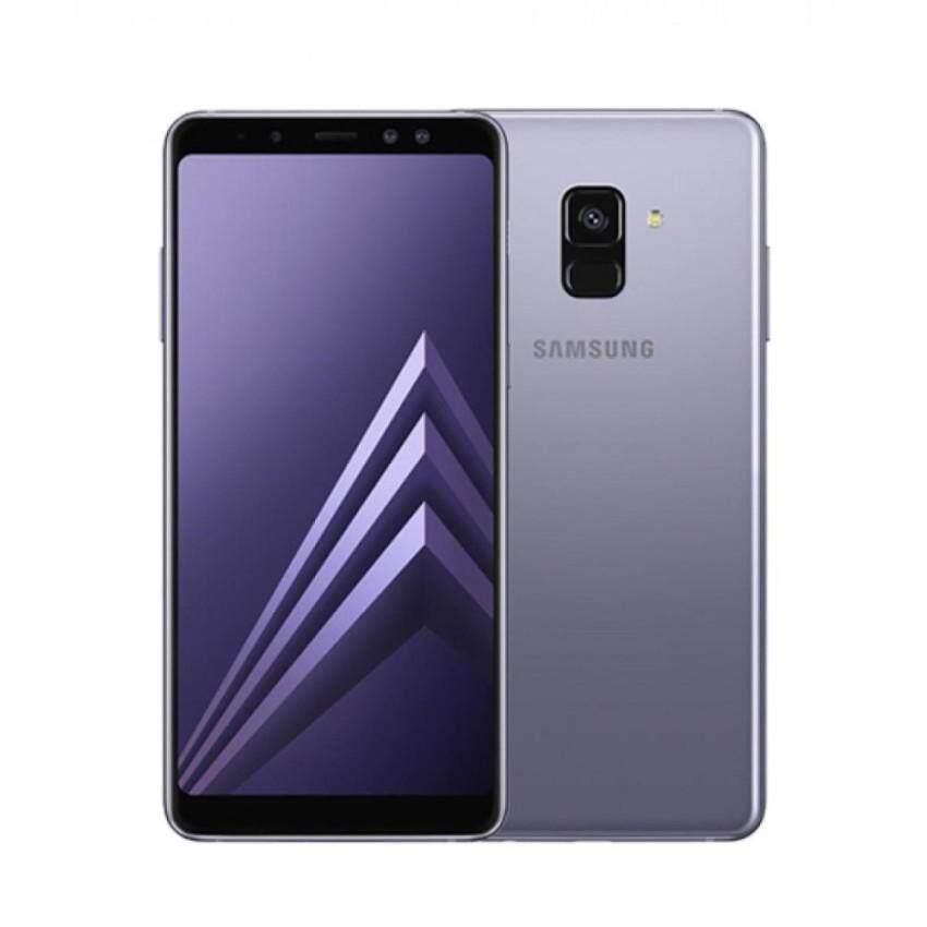 Samsung Galaxy A8 2018 [4GB RAM/32GB ROM] Original Samsung Malaysia Set (Orchid Grey)