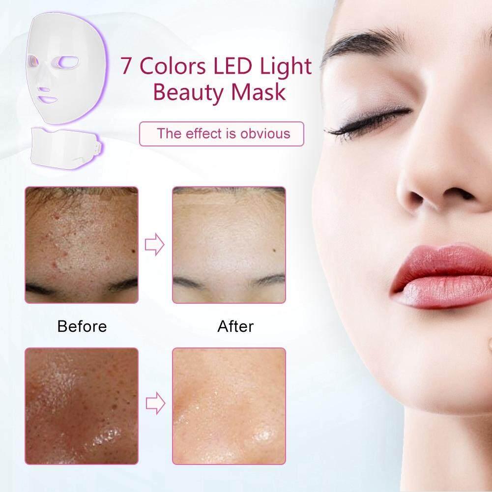 Brushes & Beauty Tools - Photon Mask Skin Rejuvenation Face Neck Skin Tightening - [US / UK / EU / AU]