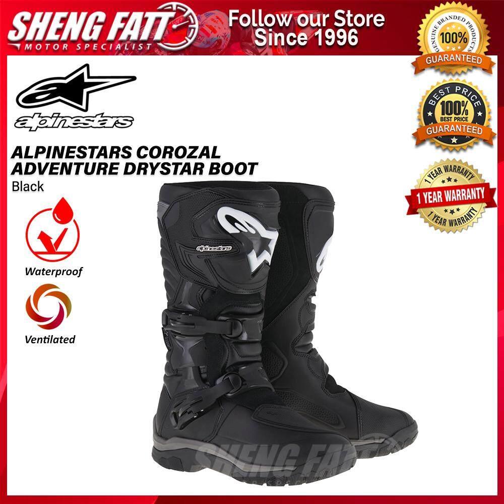 Alpinestars Corozal Adventure Drystar Boot Black - [ORIGINAL]