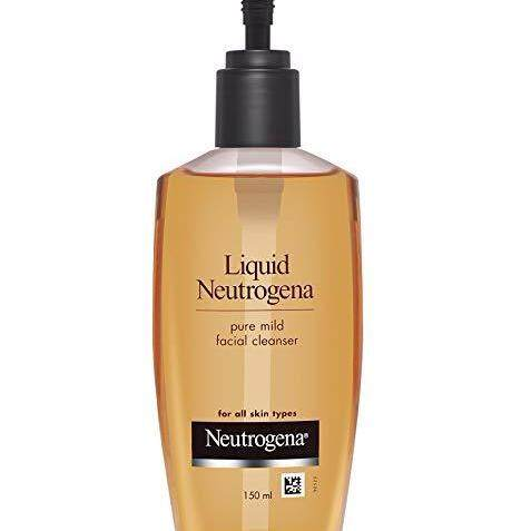 NEUTROGENA LIQUID NEUTROGENA FACIAL CLEANSER 150ML