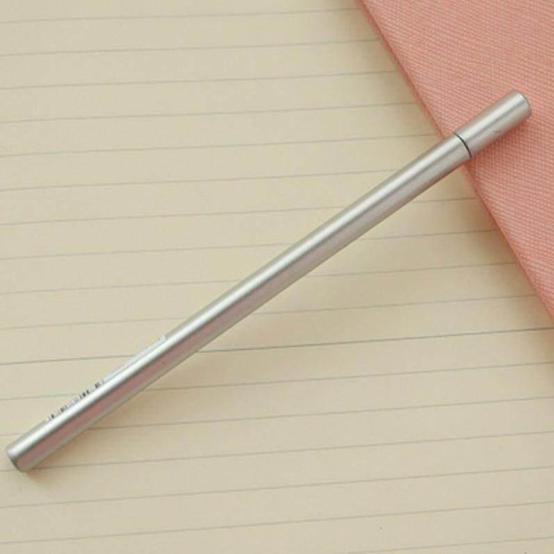 Korea Imitation Metal Texture 0.5 mm Gel Pen ACC-040