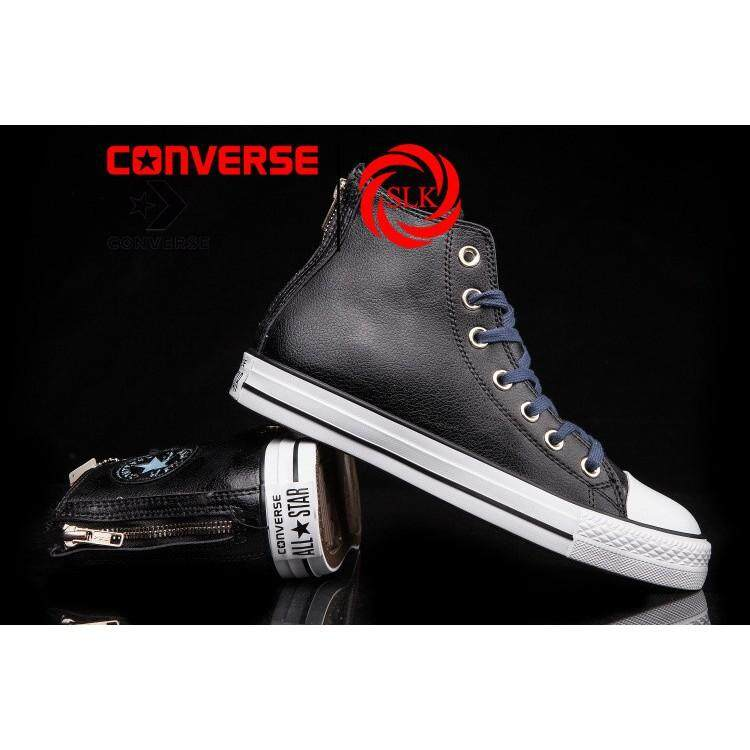 ระยอง SLK★Converse ผู้ชายผู้หญิง TOP LOW All Star 1970 S One Star Retro รองเท้าผ้าใบเรืองแสงรองเท้า