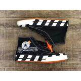 ยี่ห้อนี้ดีไหม  สุโขทัย Converse x สีขาว 2.0 รองเท้าผ้าใบบุรุษ  รองเท้าผ้าใบสตรี