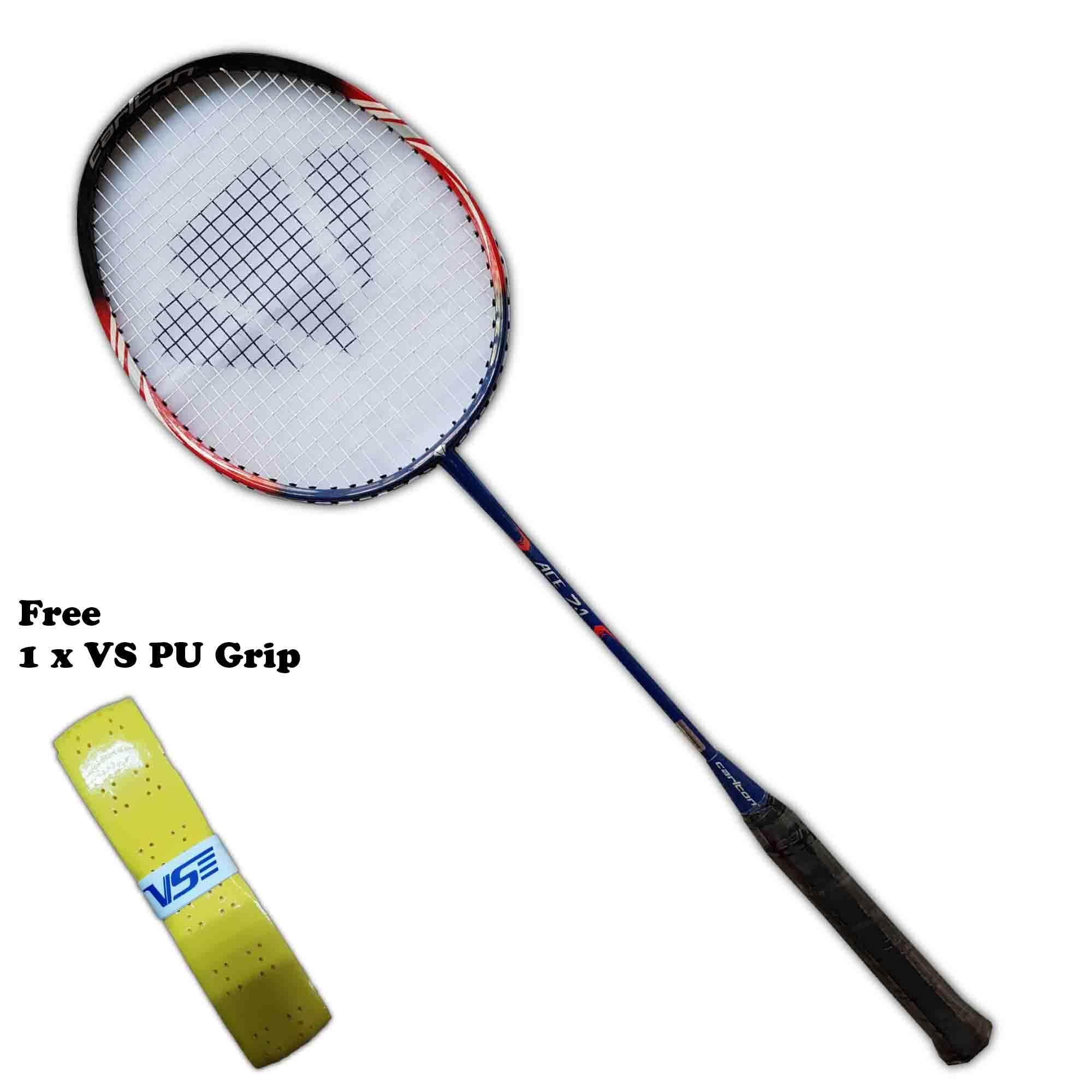 Carlton Badminton Racket Ace 7.1