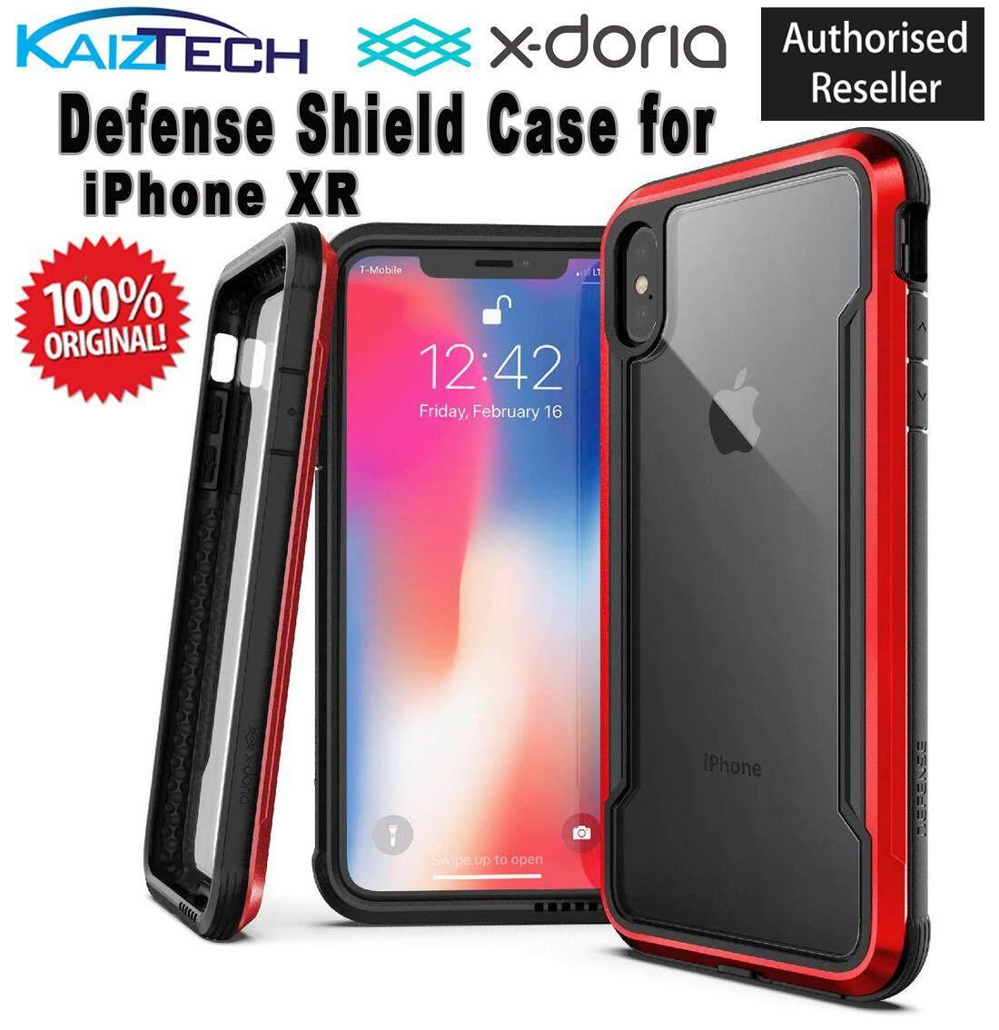 separation shoes 40b01 39e8b X-Doria Apple iPhone XR Defense Shield Case (100% Original)