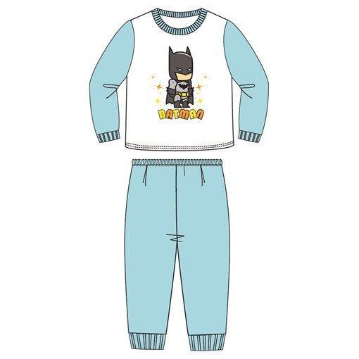 DC Comics Batman Toddler Pajamas 100% Cotton 1yrs to 3yrs - Blue Colour