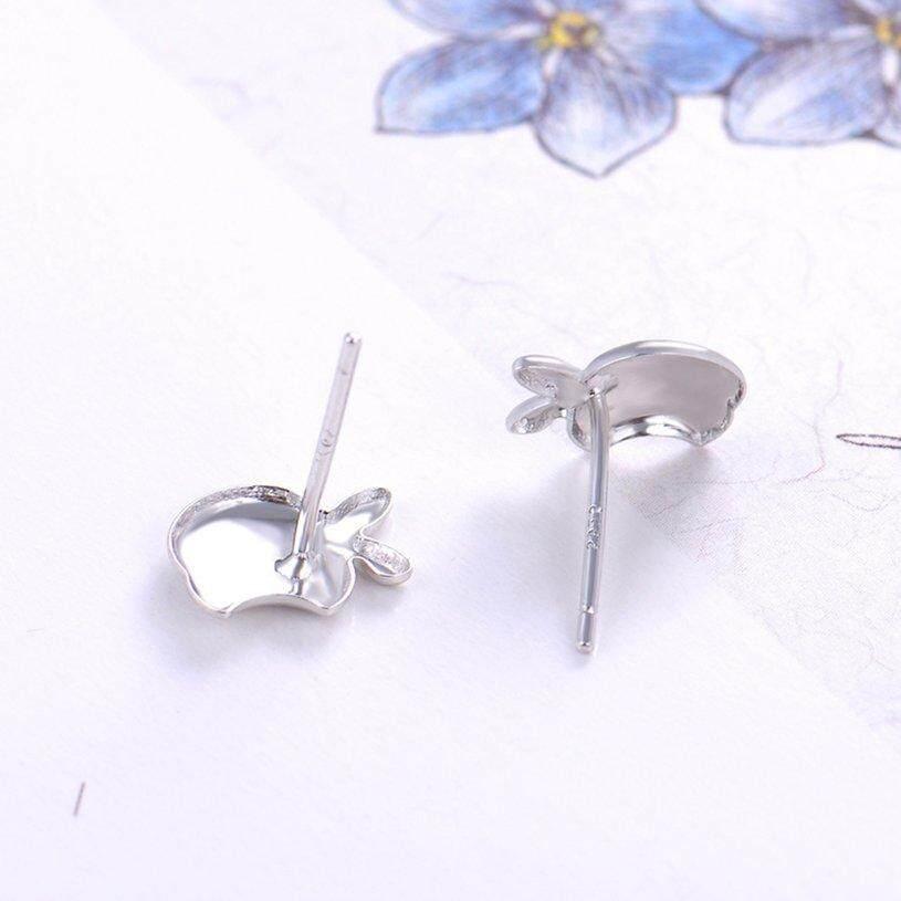 Detail Gambar Xin Gaya Korea Kreatif Earphone Yolope Telinga Kancing Kuku Anting-Anting Wanita Perhiasan Terbaru